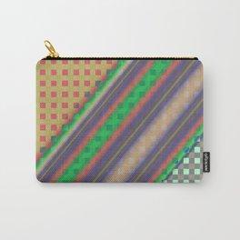 Plaid Design Modern QF Carry-All Pouch