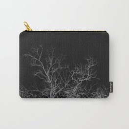 Dark night forest Carry-All Pouch