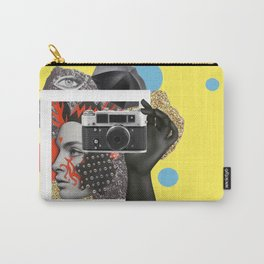 Insta Collage Carry-All Pouch
