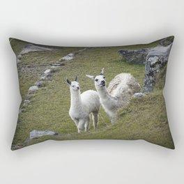 Llama II Rectangular Pillow