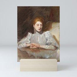 "John Singer Sargent ""Madame Helleu"" Mini Art Print"