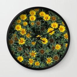 The Kingdom Of Light Wall Clock