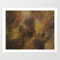 ...of fall Art Print