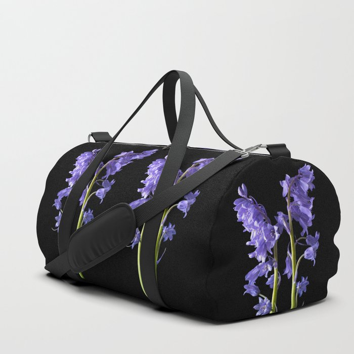 Bluebells, From the very Woods I Created! Duffle Bag