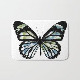 Watercolor Wings Bath Mat
