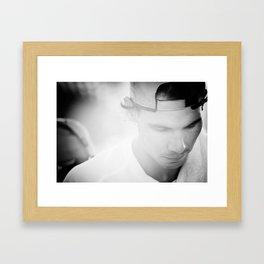 Rafa Framed Art Print