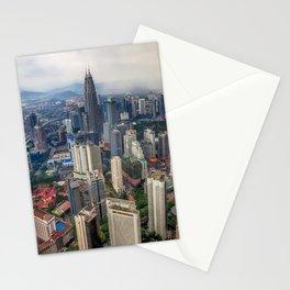 Kuala Lumpur City Stationery Cards