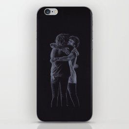 The Hug (Harry Styles and Louis Tomlinson) iPhone Skin
