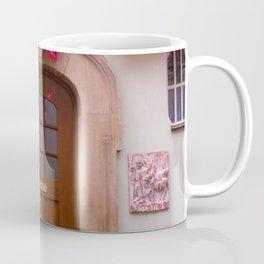 Tati matches the Autumn Coffee Mug