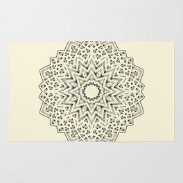 Mandala 6 Rug