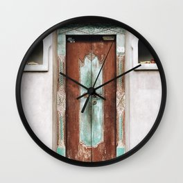 Lifestyle Background 46 Wall Clock