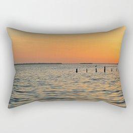 Give Way to Tonight Rectangular Pillow