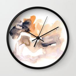 hang loose II Wall Clock