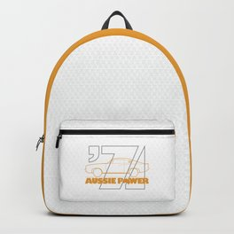 Aussie Power - '71 Valiant Charger Backpack