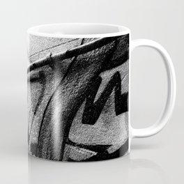 Grey Graffiti Coffee Mug