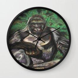 Harambe - Tribute Wall Clock