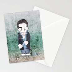 Dr. House Stationery Cards