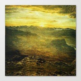 Nature's Sigh Canvas Print