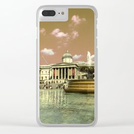 National Gallery Experimental Clear iPhone Case