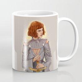 'Joan of Arc' / Zendaya Coffee Mug