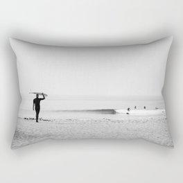 Surf Malibu Rectangular Pillow