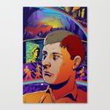 Ian Curtis No. 2 by nikoby