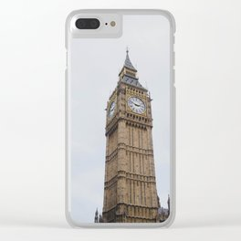 Big Ben Clear iPhone Case