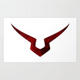 Geass Symbol Art Print