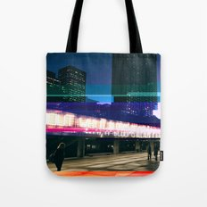 Project L0̷SS | Nathan Phillips Square, Toronto Tote Bag