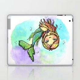 Dancing Mermaid Laptop & iPad Skin