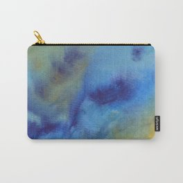 Duncan #1: Abstract Watercolor Painting Carry-All Pouch