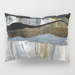 Painted Mountains Pillow Sham