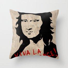Viva la renaissance! Throw Pillow