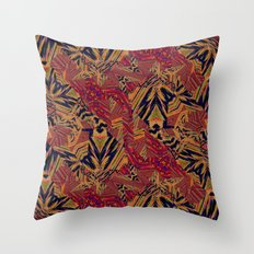 New Sacred 42 (2014) Throw Pillow