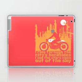 city's backsides Laptop & iPad Skin