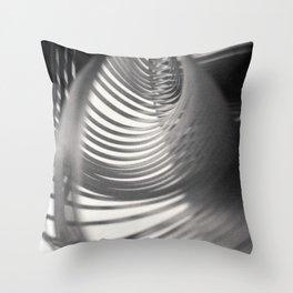 Paper Sculpture #9 Throw Pillow