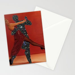 Dancing like I'm Fred Astaire Stationery Cards