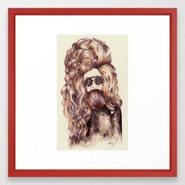 Aphrodite Lady VENUS  Framed Art Print