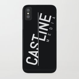 CastLine v1 iPhone Case