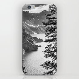 Forest Lake Retreat - Crater Lake iPhone Skin