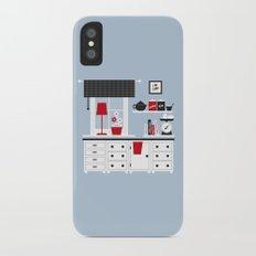 I love coffee Slim Case iPhone X