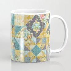Starlight Patchwork  Mug
