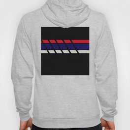 Team Colors 4...blue,red white Hoody