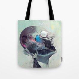 The Interrogation Tote Bag