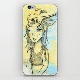 Samara iPhone Skin