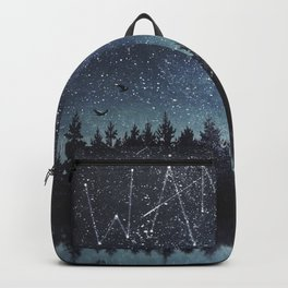 Its written in the stars Backpack