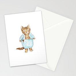 Tom Kitten Peter Rabbit  Beatrix Potter Stationery Cards