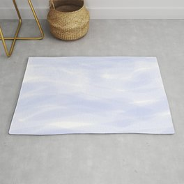 Cooling waters Rug