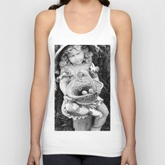 Under the Willow Tree IV Unisex Tank Top