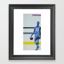 Lew Alcinder Framed Art Print